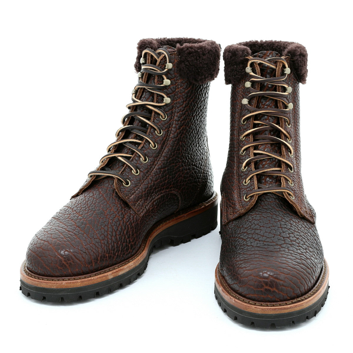 Freeman Boot - Chocolate Bison