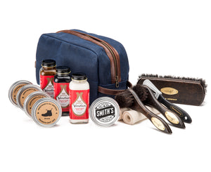 Premium Shoe Care Kit