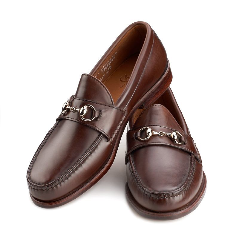Horsebit Loafers - Dark Brown Calf