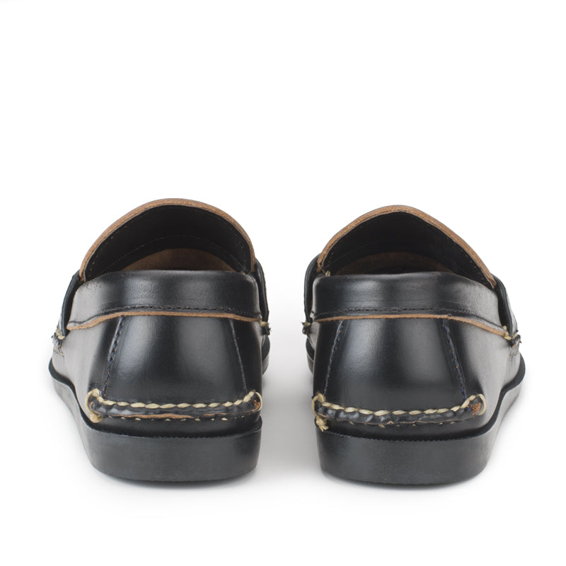 Pinch Penny Loafers - Black Chromexcel