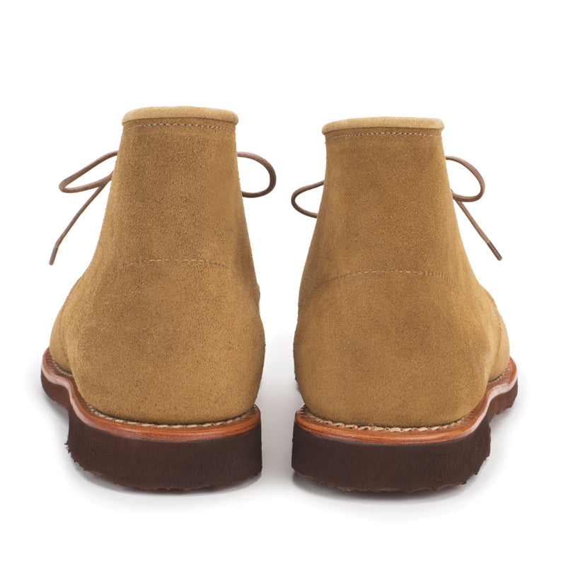 Blake Chukka - Olive Mohave Suede