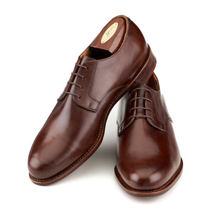 Sanford Blucher - Dark Brown Calf