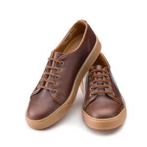 Heritage Court Classic Low - Carolina Brown Chromexcel
