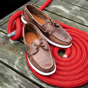 Read Boat Shoe - Natural Chromexcel