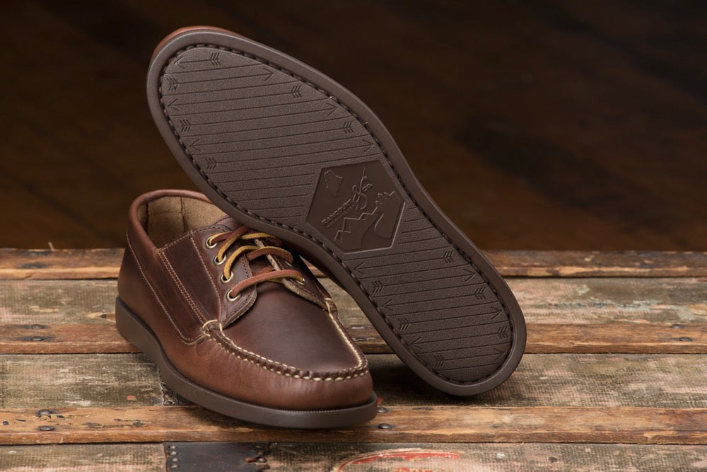 Classic Ranger-moc - Carolina Brown Chromexcel