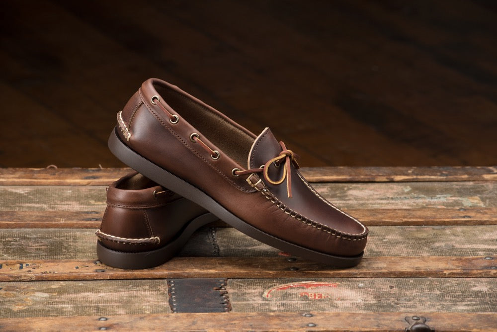 Gilman Camp-moc - Carolina Brown Chromexcel