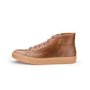 Heritage Court Classic Mid - Natural Chromexcel