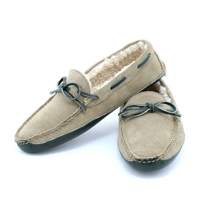 Redington Slipper - Taupe Suede