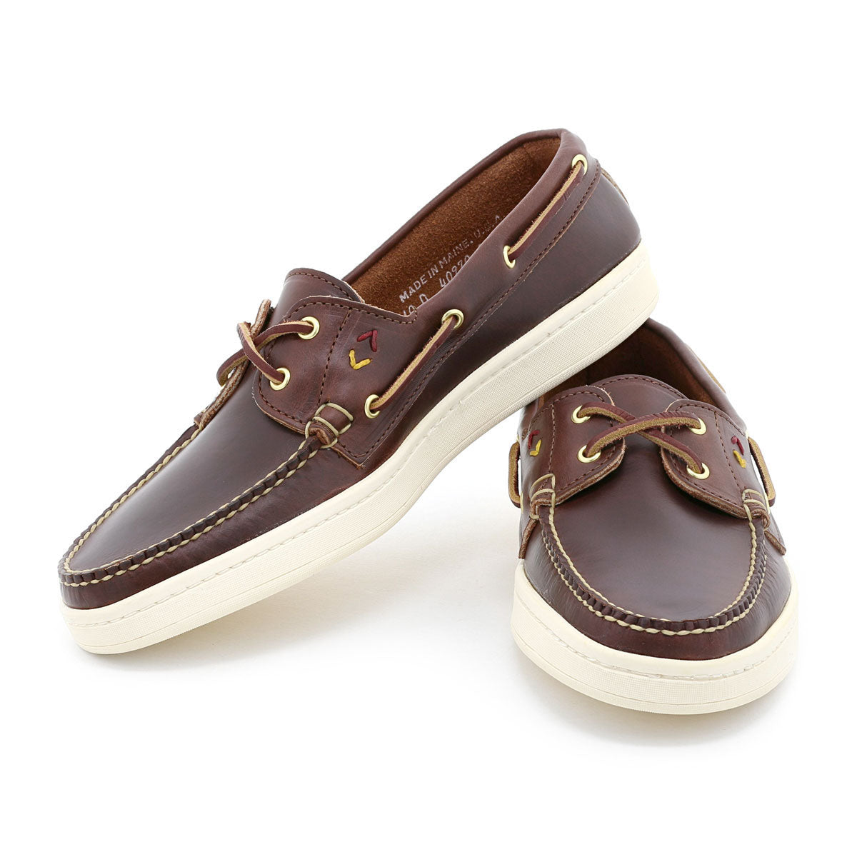 Traveler Boat Shoe - Dark Brown Chromexcel