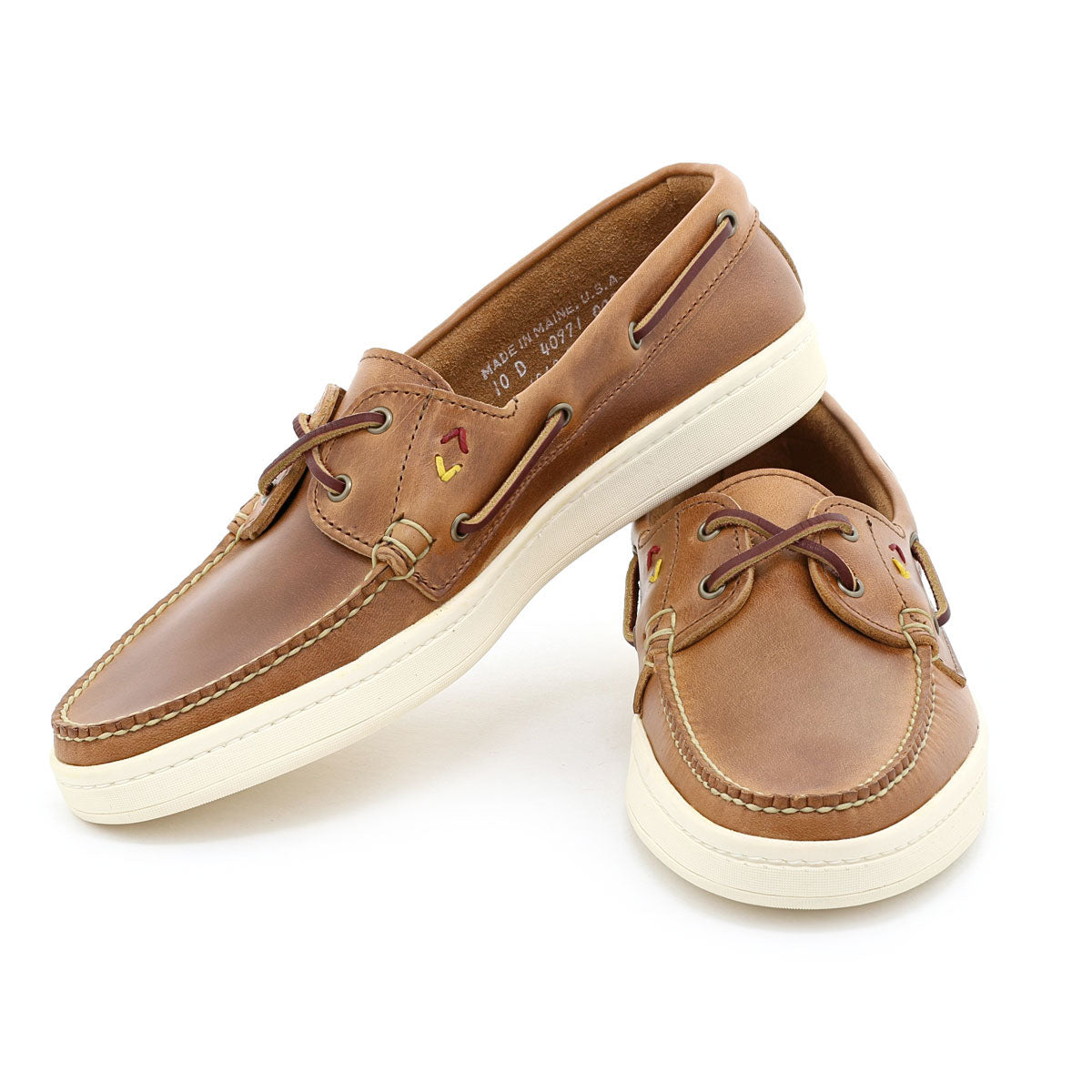 Traveler Boat Shoe - Moc Chromexcel