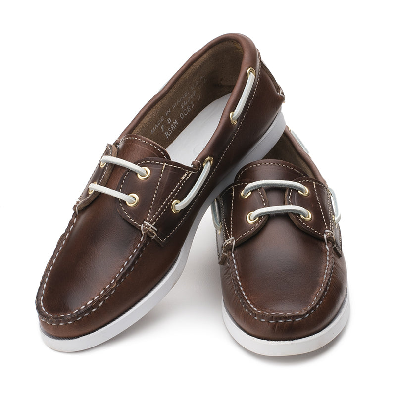 Marion Boat Shoe - Carolina Brown Chromexcel