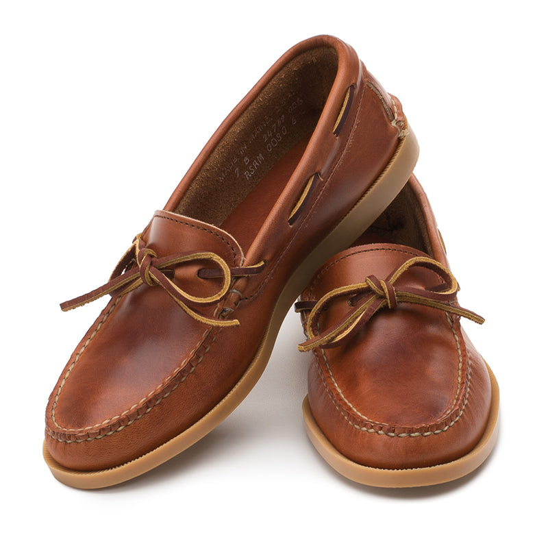 Lily Camp-moc - Chicago Tan Chromexcel