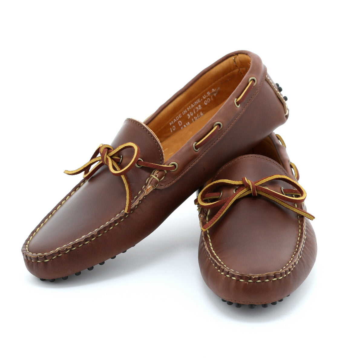 Westbrook Driving-moc - Carolina Brown Chromexcel