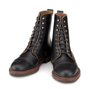 Knox Boot - Black Chromexcel