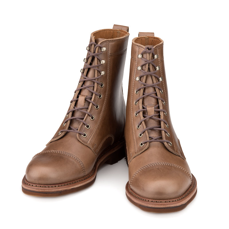 Knox Boot - Natural Chromexcel