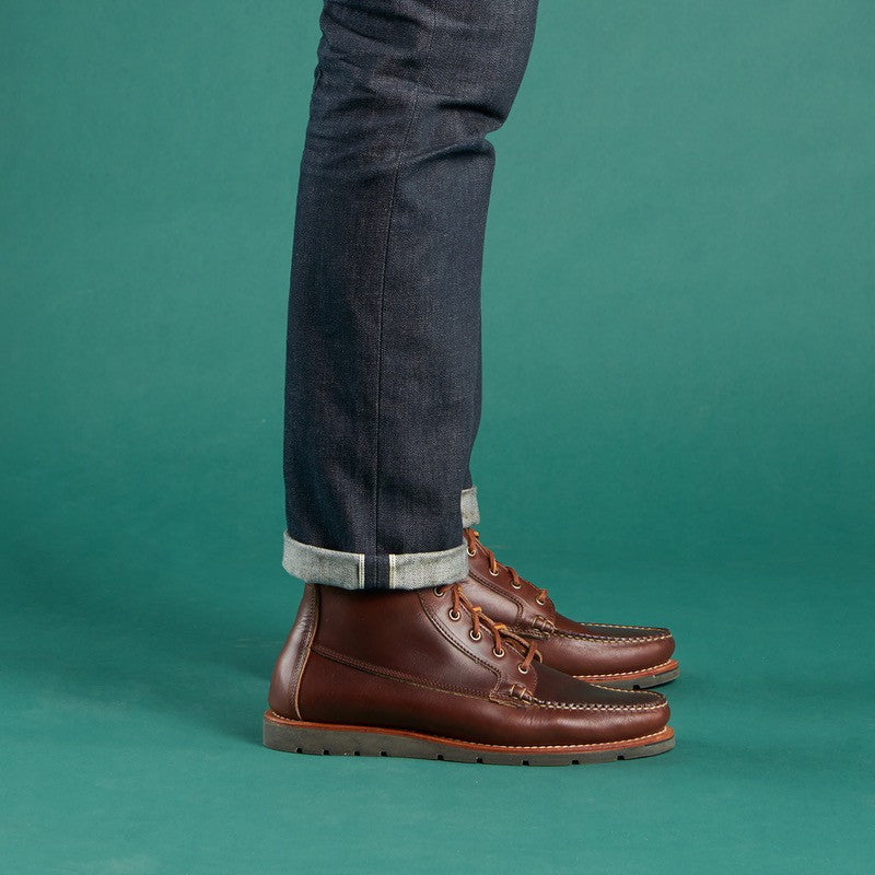 Baxter Boot - Carolina Brown Chromexcel