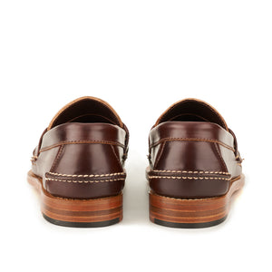 Pinch Penny Loafers - Color 8 Shell Cordovan
