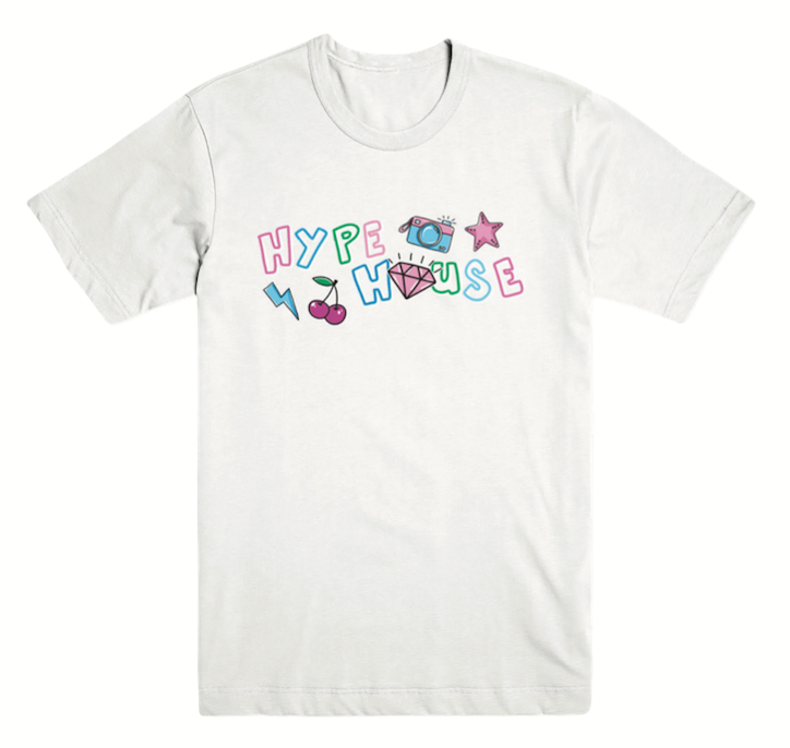 Pool Party Tee - White