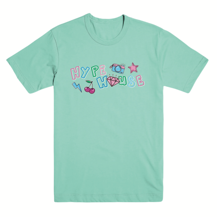 Pool Party Tee - Mint