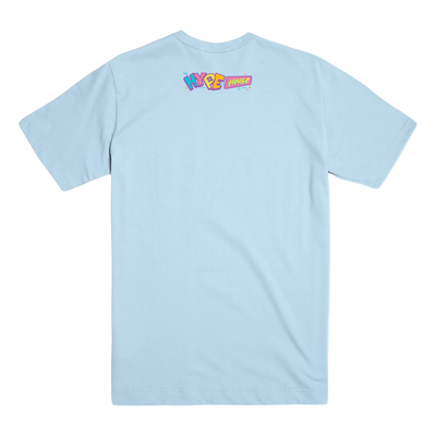 90's Powder Blue Tee