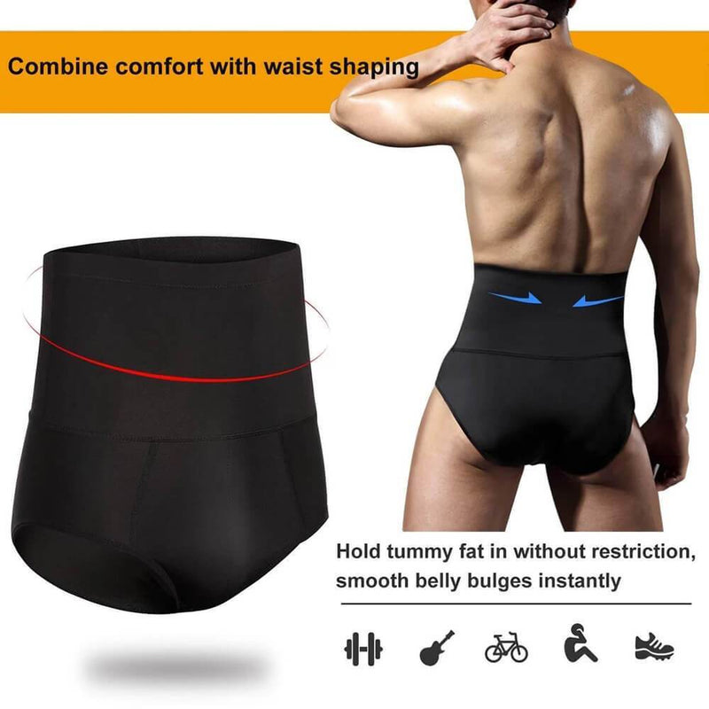 High Waist Compression Underwear
