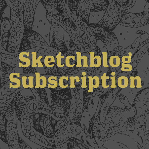 Nero's Sketchblog Subscription
