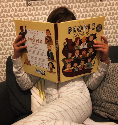the people's award book review