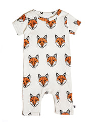 tobias and the bear fox romper