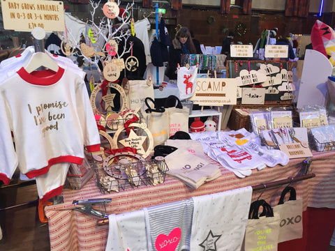 scamp christmas fair