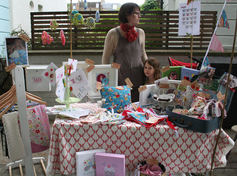 Scamp market stall