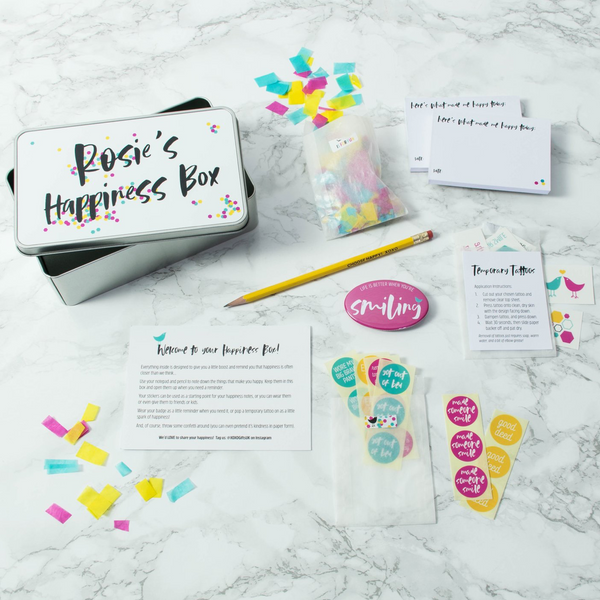 Happiness Box by XOXO design
