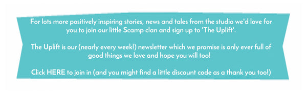 Scamp's weekly newsletter