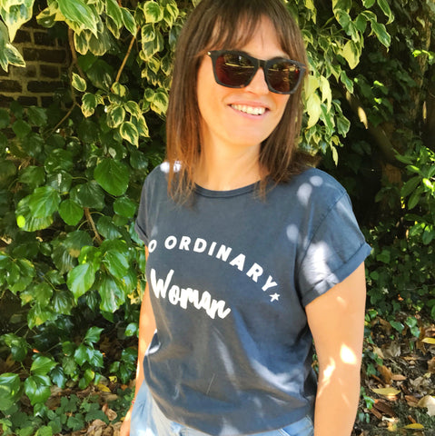 No Ordinary Woman T-shirt for women