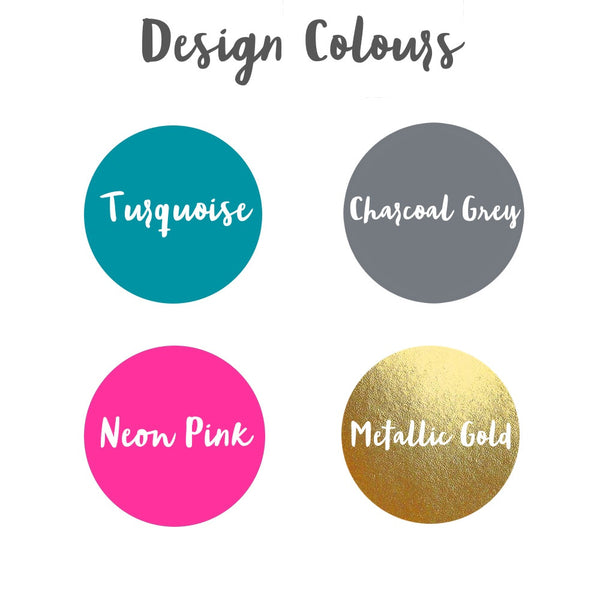 available colour options for printing