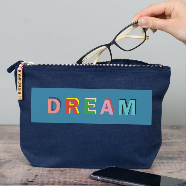 Dream Make Up Pouch/Accessories Case