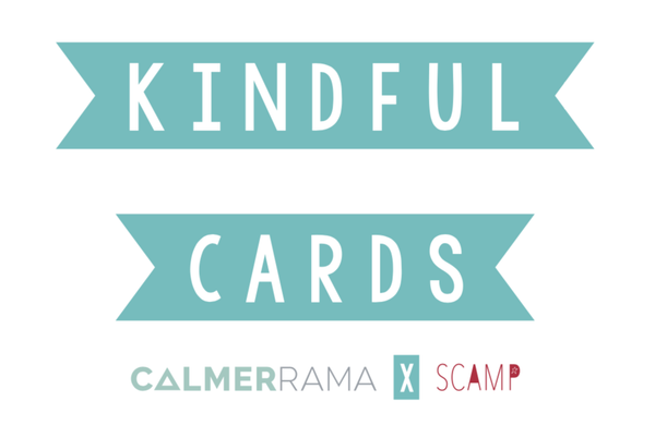 Kindful Cards Calmerrama X Scamp