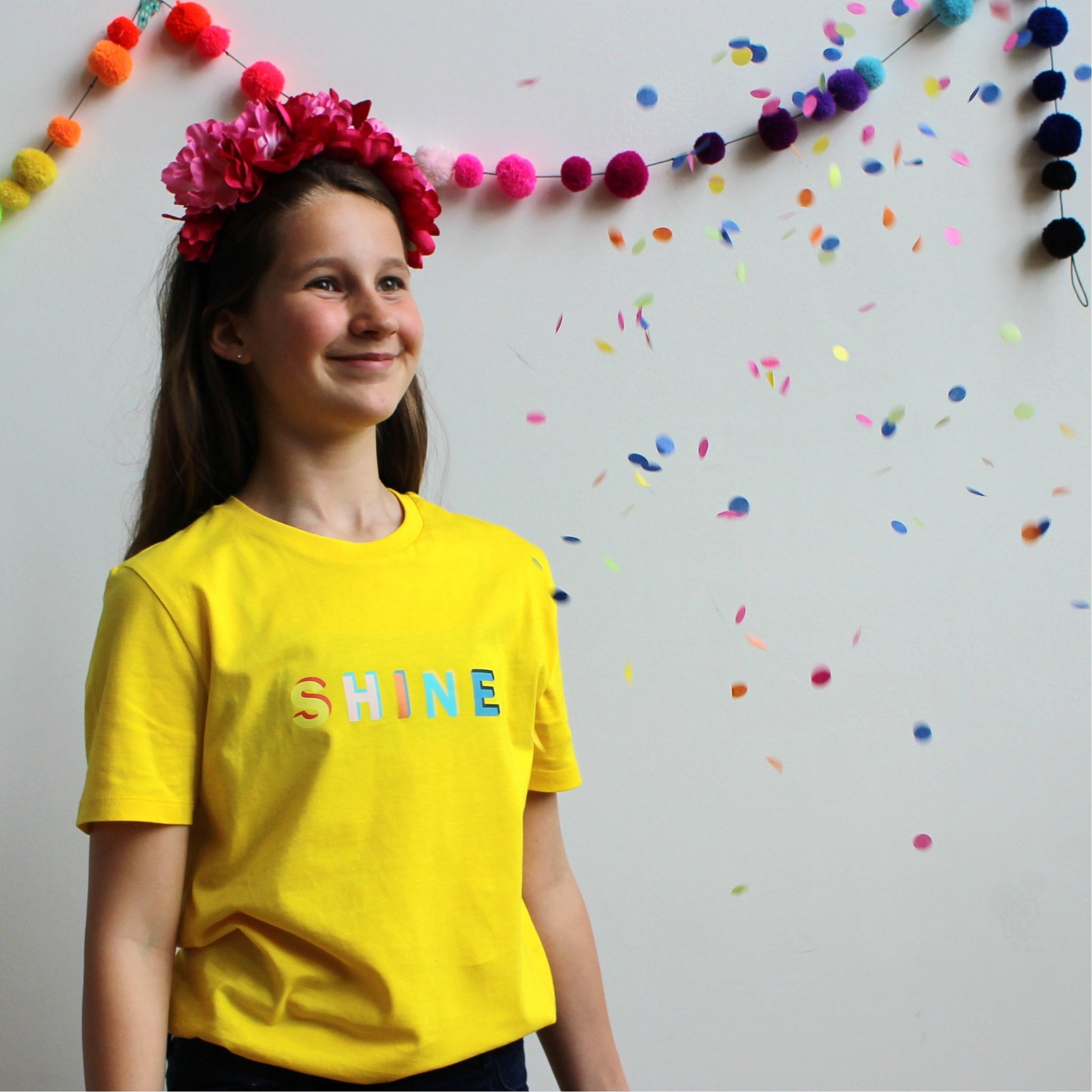 'Shine' Unisex Kids T-shirt