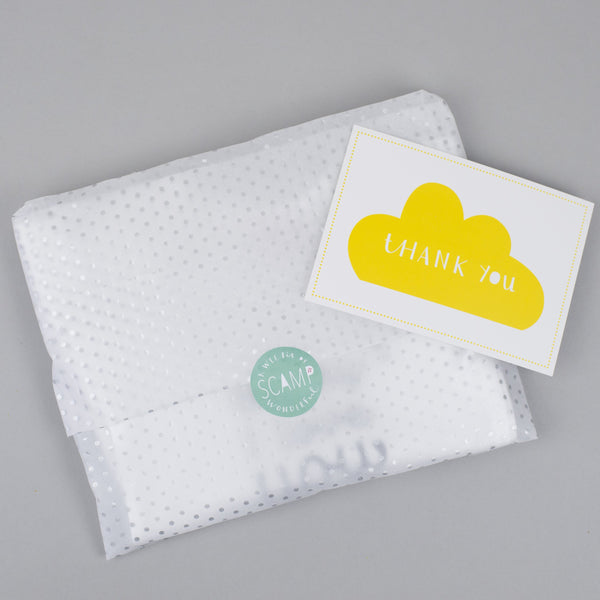 packaging for baby wear