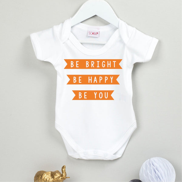 positive message baby gift
