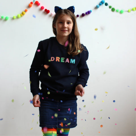 'Dream' Unisex Kids Sweatshirt