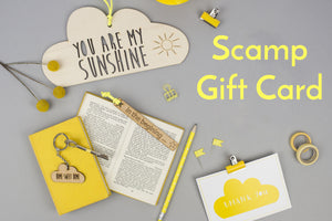 Scamp Gift Card