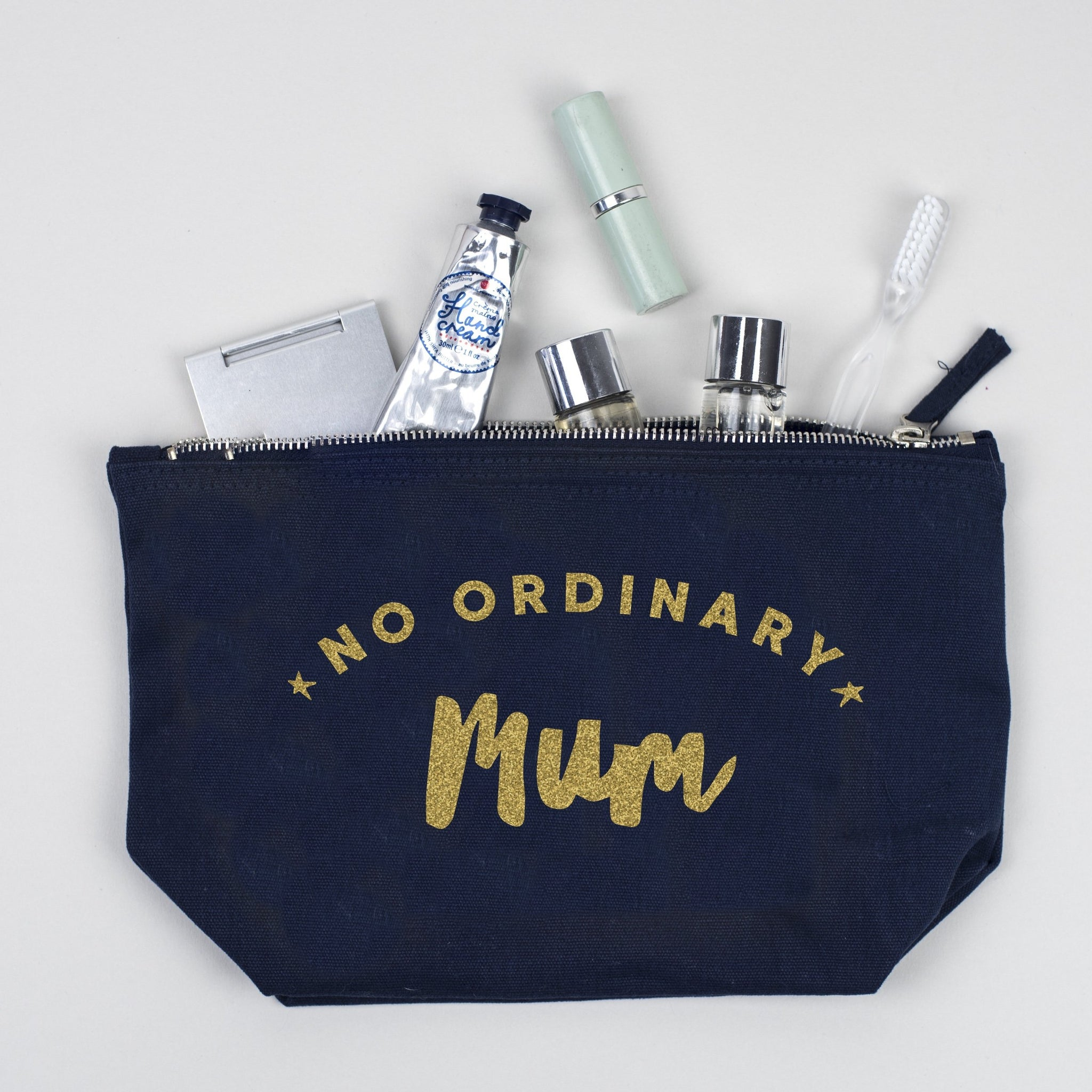 No Ordinary Mum Make Up Pouch/Accessories Case