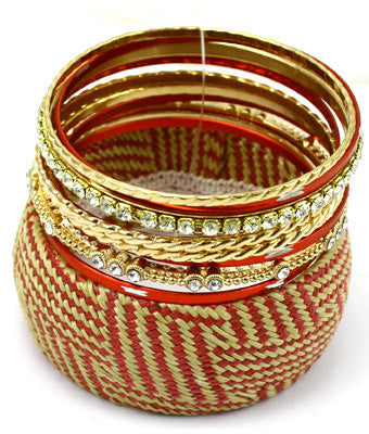 Betsy Bangle Set