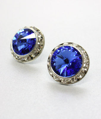 Swarovski Clip Earrings