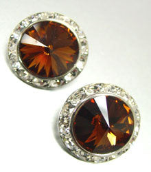 Genuine Swarovski Earrings