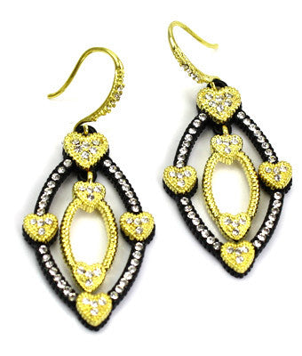 Lolita Hook Earrings
