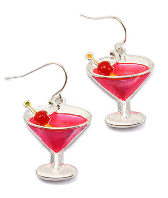 Vintage Martini Earrings