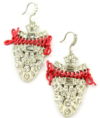 Imani Hook Earrings