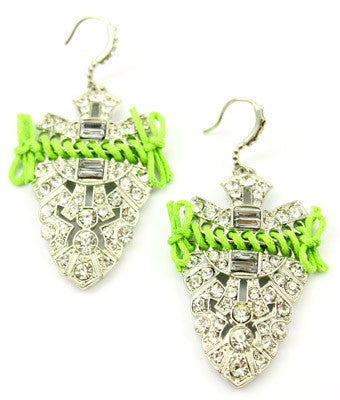 Vintage Hook Earrings
