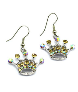 Queen Hook Earrings